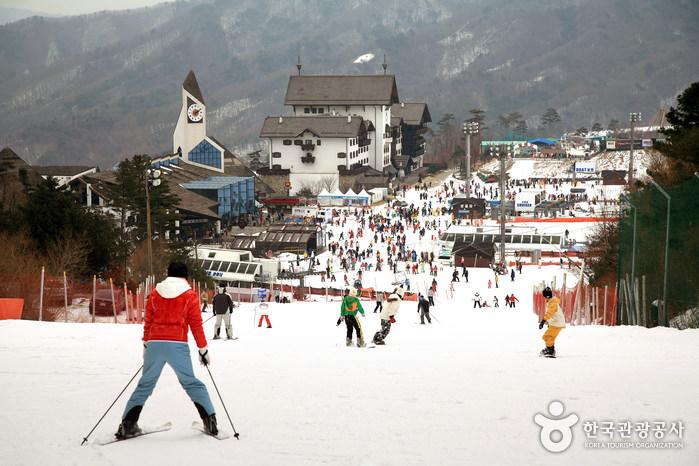 Resort Ski Deogyusan
