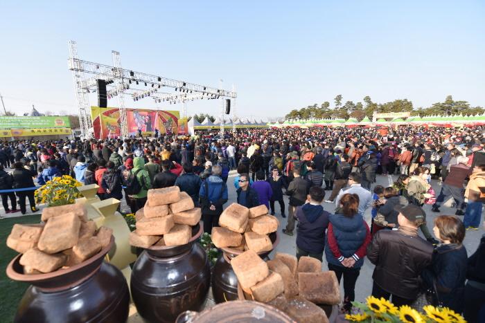 Festival Kedelai Jongdan Paju