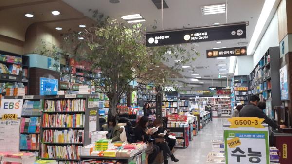 Pusat Buku Kyobo - Cabang Changwon