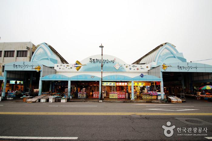 Pasar Khusus Seafood Mokpo