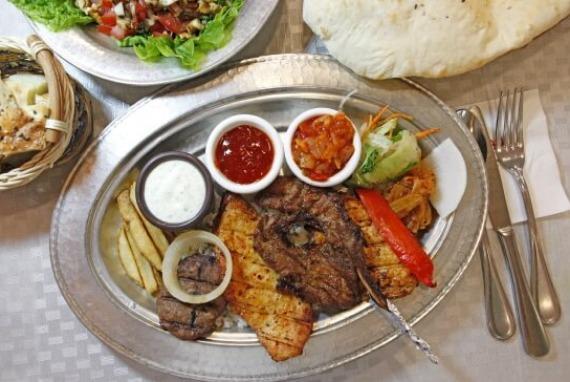 Restoran Kervan (Cabang Coex)