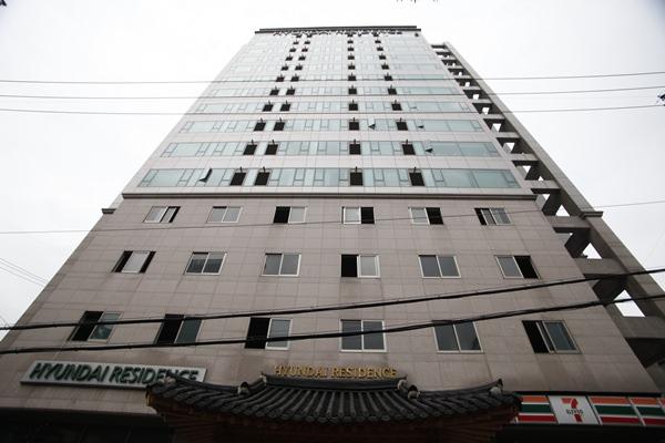 Penginapan Hyundai Residence