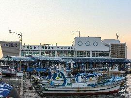 Sokcho Port