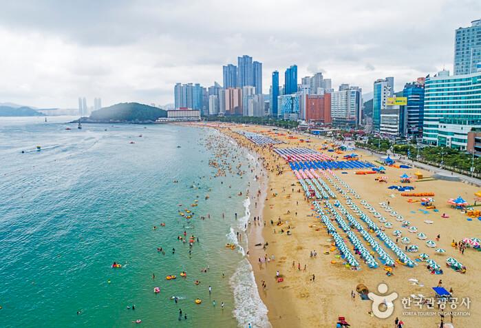 Pantai Haeundae (해운대해수욕장)