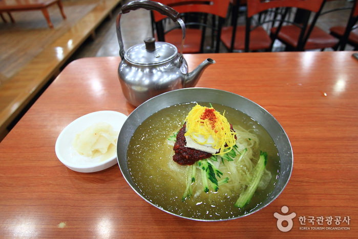 Restoran Milmyeon Gaya Halmae