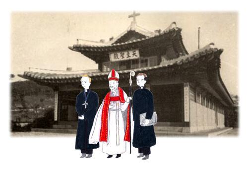 Gereja Anglikan Ganghwa, Gereja Katolik Bergaya Hanok Pertama Joseon