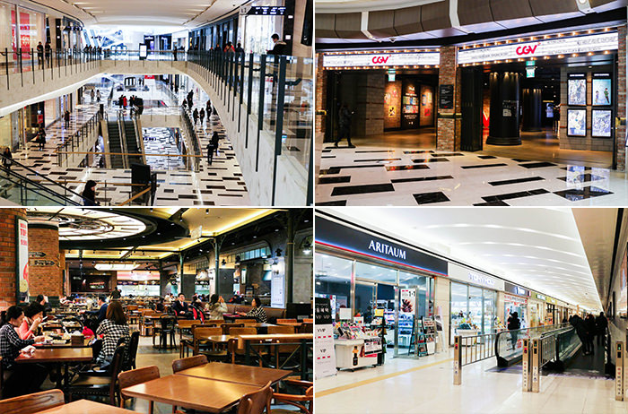 Nikmati trend dunia di IFC Mall Yeouido