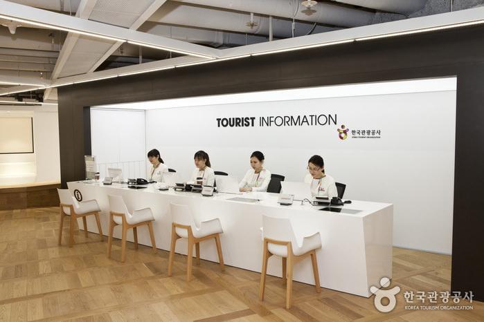 Kantor KTO Tourist Information Center (TIC) Seoul