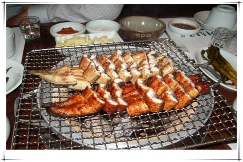Restoran Belut Panggang Hyangmihwaro