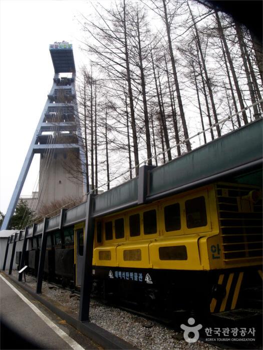 Museum Batu Bara Taebaek (태백석탄박물관)