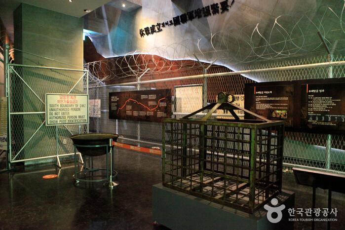 Museum DMZ Goseong (고성 DMZ 박물관)