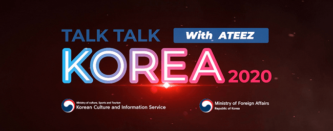 Ikuti Talk Talk Korea 2020 untuk Berpeluang Mengunjungi Korea