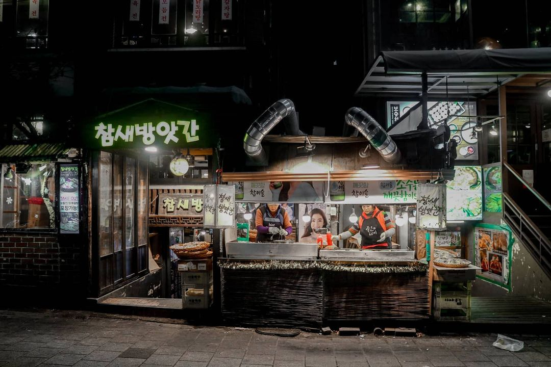 Pajeon at Hongdae