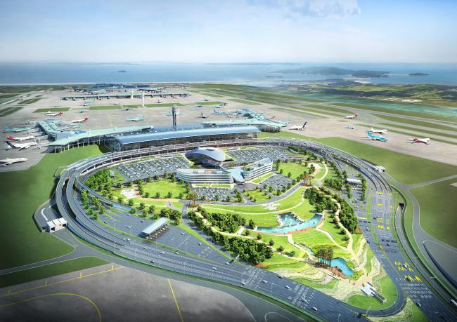 Terminal 2 Bandara Internasional Incheon Siap Dibuka 18 Januari 2018