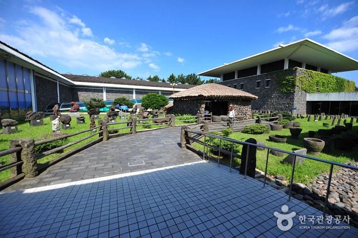Jeju Folklore dan Museum Natural History
