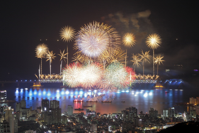 Festival Kembang Api Busan akan Digelar Pada 22 Oktober