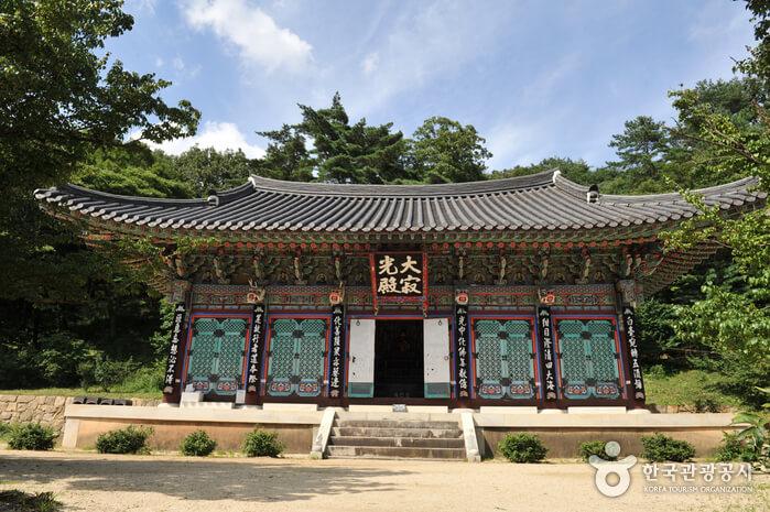 Kuil Yeongoksa-Gurye (연곡사 (구례))