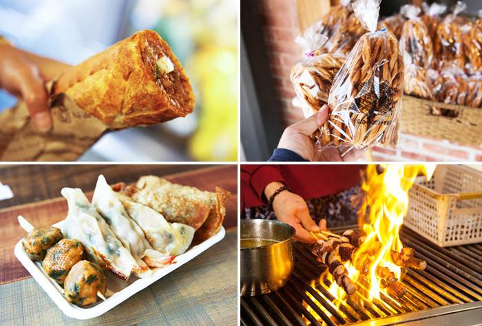Jangan Lewatkan Jajanan Kaki Lima yang Terkenal di Jeonju