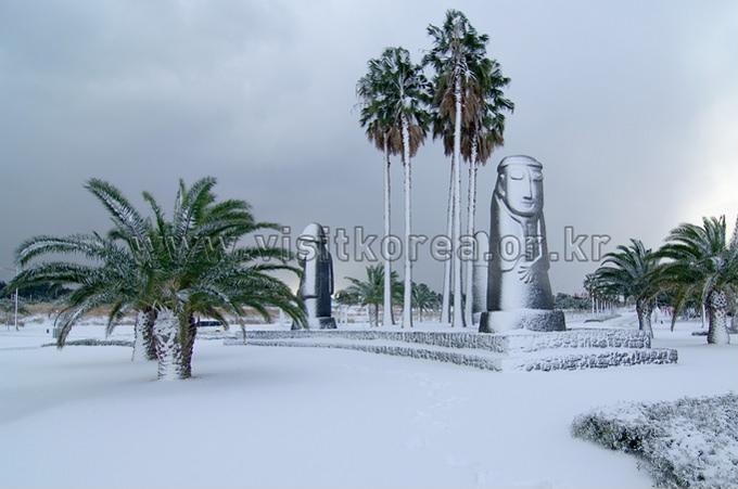 Winter of Dolharubang
