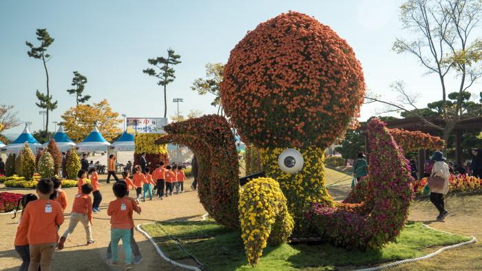 Festival Bunga Pulau Geoje