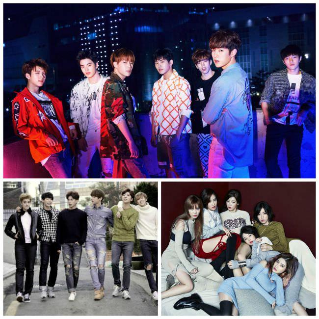 K-POP Festival untuk Fiery Summer Night