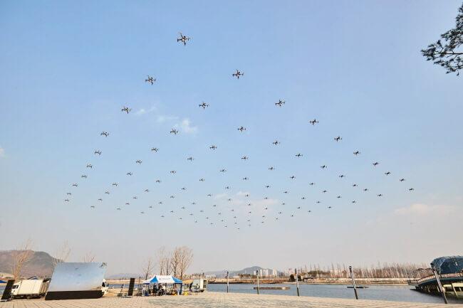 Ditunda: Balap Drone yang Seru, Tantangan Drone Seoul 2019