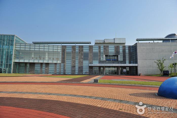 Taman Sinar Dunia dan Planetarium Jeju