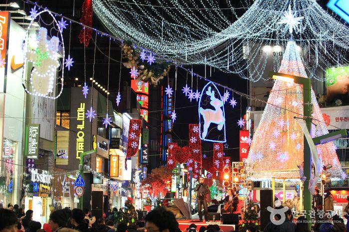 Festival Pohon Natal Busan