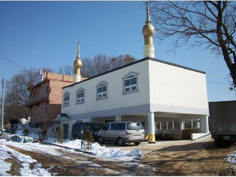 Hasil gambar untuk Mosque Gyeonggi / Paju