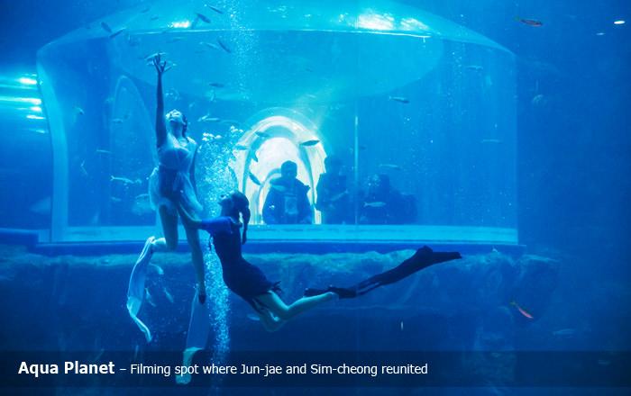"""Tempat-Tempat Syuting """"The Legend of the Blue Sea"""" Terungkap!"""