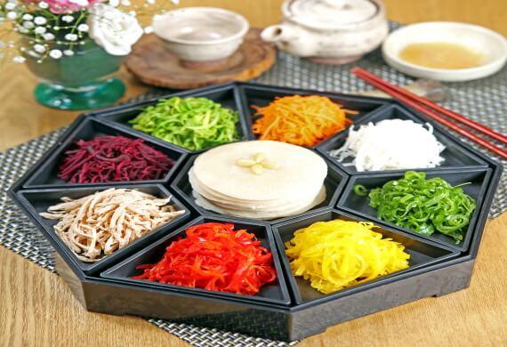 Restoran Vegetarian di Korea, Maji