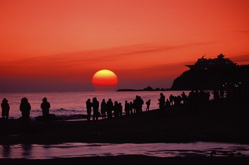 Festival Matahari Terbit Jeongdongjin