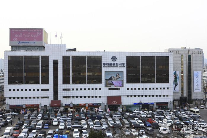 Dongdaemun Shopping Complex - Dongdaemun Shopping Town