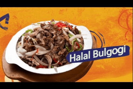 Halal Restaurant Tasty Party [Bulgogi]