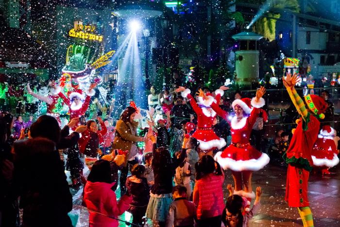 Festival Natal Lotte World
