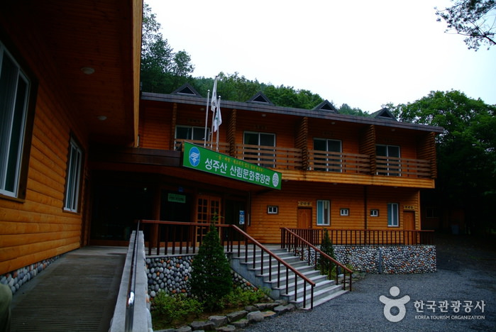 Hutan Rekreasi Seongjusan