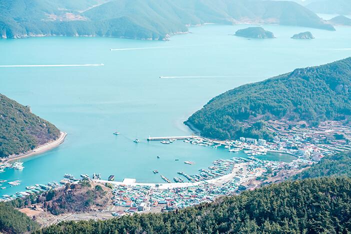 Tongyeong, Kota Laut dan Kehidupan