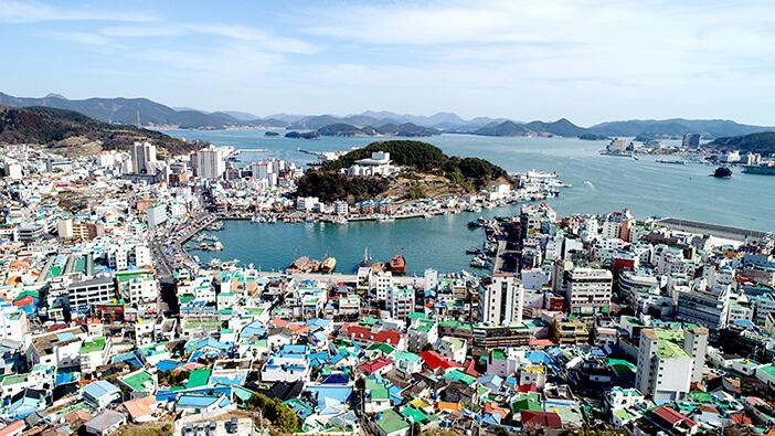 Ragam Pesona dari Tongyeong