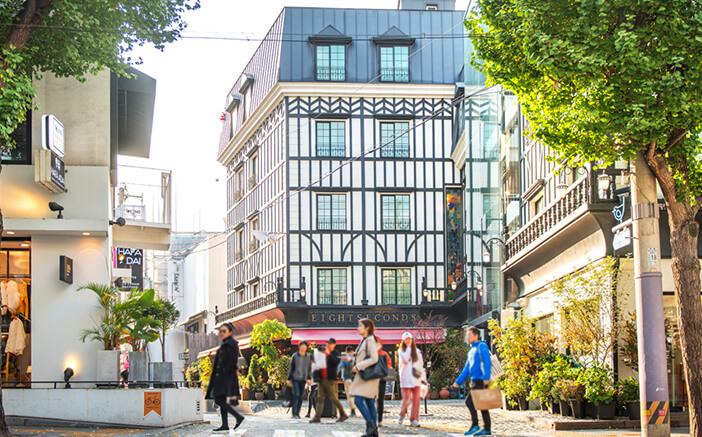 Perjalanan Trendi Melalui Pusat Kota Seoul!