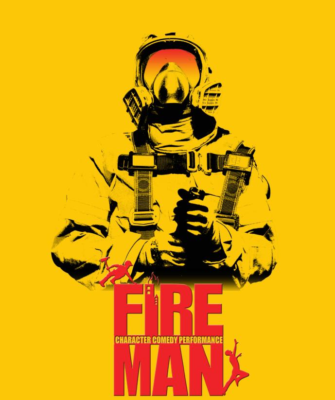 Fire Man, Tim Pertunjukan Non-verbal Baru dari Korea