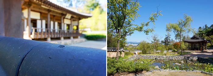 Taman Tradisional Korea