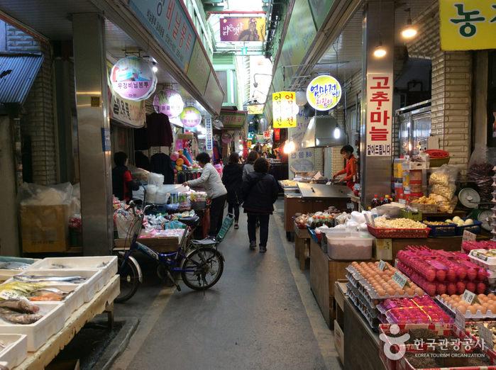 Pasar Tradisional Gwangmyeong