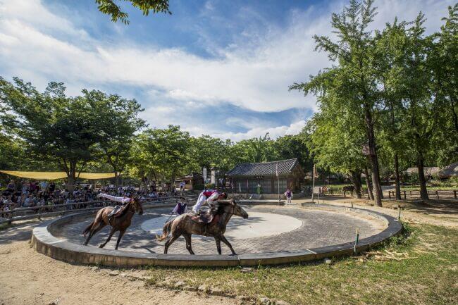 Jadwal Chuseok untuk Objek Wisata dan Toko di Area Metropolitan Seoul