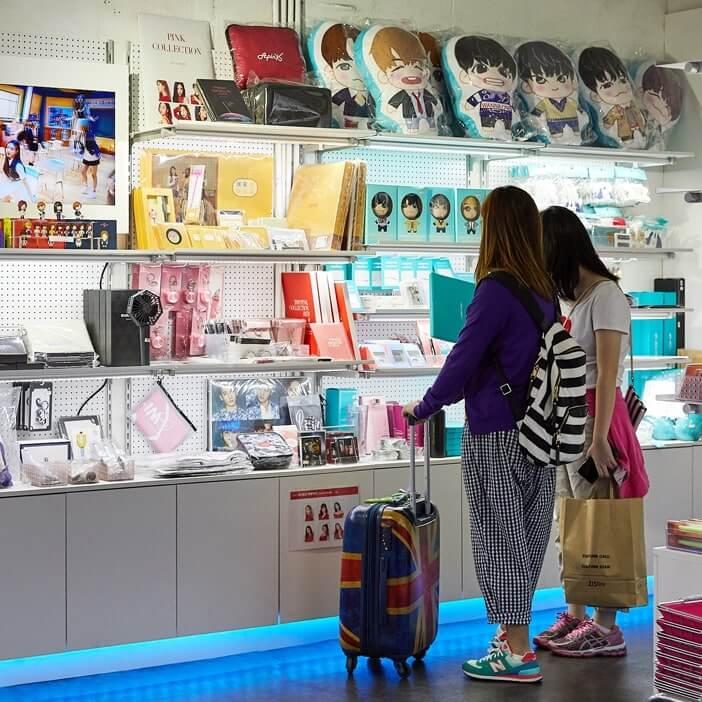Barang-barang K-pop