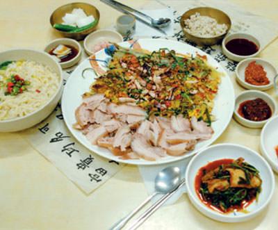 Restoran Daebaek Sonkalguksu