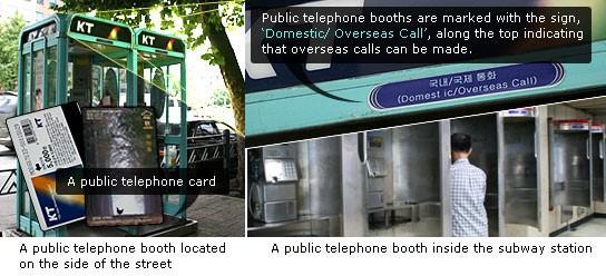 Panggilan Telepon/ Telepon Genggam/ Internet