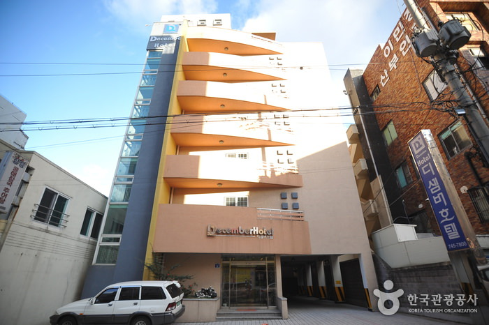 December Hotel Jeju - Goodstay