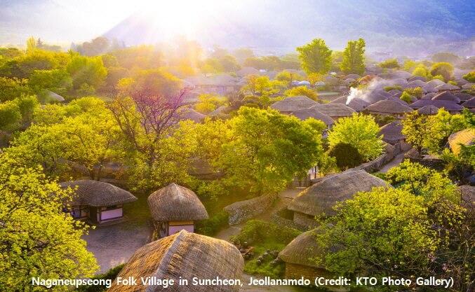 Hidden gem Wisata MICE di Provinsi Barat Daya Korea