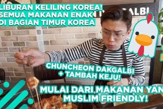 KELILING KOREA 🇰🇷 UNTUK KULINER!! [LIBURAN VIRTUAL BUAT BOLO-BOLO]