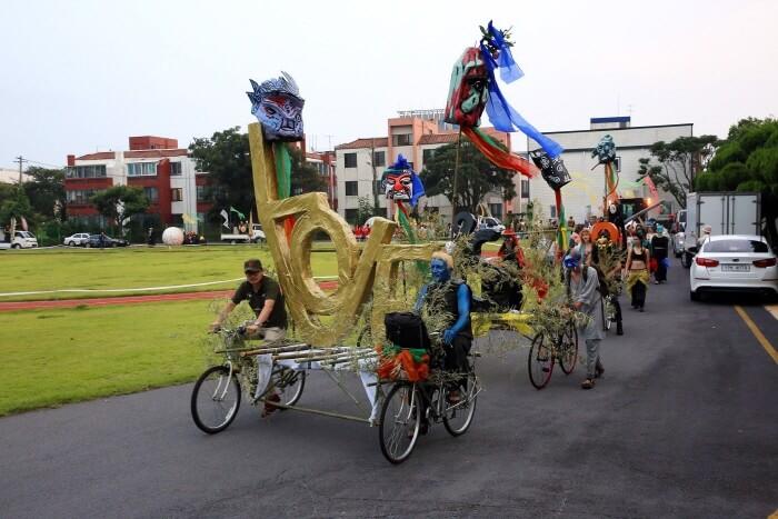 Festival Seni Eksperimental Internasional Jeju (제주국제실험예술제)